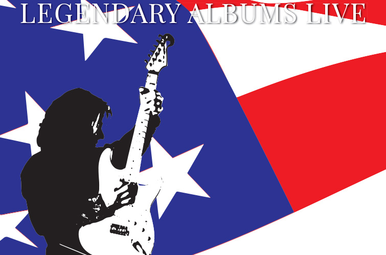 Bruce Springsteen Born in the U.S.A. - Legendary Albums Live