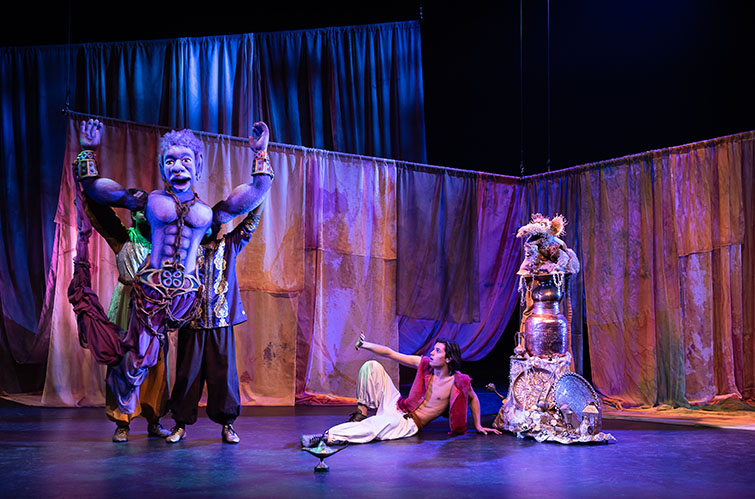 Aladdin 6+ - Theater Terra