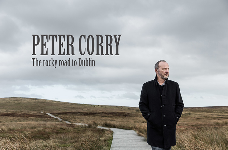 Peter Corry - The rocky road to Dublin