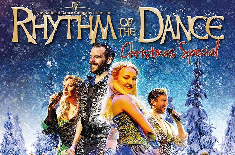 Rhythm of the Dance - The Christmas Show